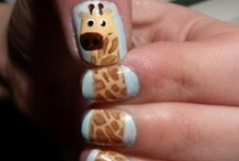 Nail Addict & Decorative Hands / inspirational ways to decorate your nails / by Julie Richards