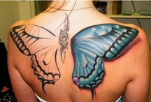 ART Body - Tattoo's / A view of some beautiful body art and sketches / by Julie Richards