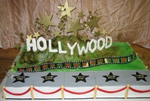 Hollywood cake ideas / by Davenie Deutsch