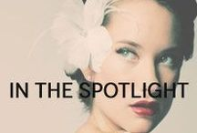 In The Spotlight / These styles and products are sure to bring out your inner diva whether you are gracing the red carpet or finding glamour in your every day life.  / by Birchbox