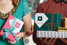 It's a Birchbox Holiday! / The cocoa is steaming, the bubbly is chilled, and Bing Crosby is playing on repeat. Our holiday celebration is in full swing, and we've got pitch-perfect presents for everyone on your list—plus plenty of festive surprises. Come on in! / by Birchbox