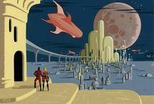 Sci-Fi Geek / by Trey Townsend