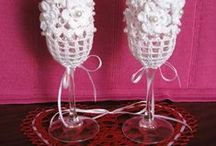crochet  wedding / by Jean Hoff