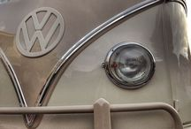 Volkswagens / The love of Volkswagens / by Adrienne Lin McMaster Hanchett