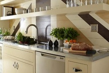 Kitchens / Inspiration for when Mick lets me remodel the kitchen. / by Holly West