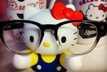Hello Kitty / Hello Kitty Sanrio / by Kim Lamb