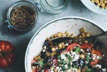 food & drink / by Sara Gina