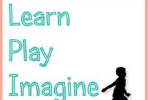 Learn Play Imagine / Ideas for play, parenting, education and more from Learn Play Imagine.  We love hands on learning and getting messy.  Follow along and join in the fun!  Visit us at www.learnplayimagine.com / by Allison @ Learn Play Imagine