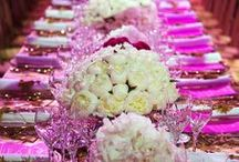 centrepieces / by WOW Weddings Hire