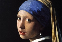 Girl with a Pearl Earring / by Gemma DeVinney