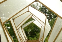 Garden: structures & screens / by Laura Crockett