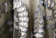 Fabric Manipulation: Fold & Pleat / by Ruth Singer