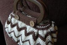crochet bag / purses  / by Paola Balestrini