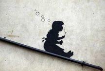 Street Art / by Inge Reulens