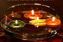 Crafts - Candles / by Carla Chagas