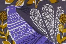 pattern and textile / by Sara Smedley