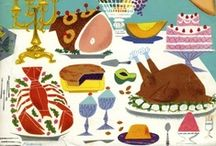 vintage cookbook / by Sara Smedley