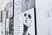 Put a nail on it  / Inspirational wall art for my home / by Monica Bursztyn