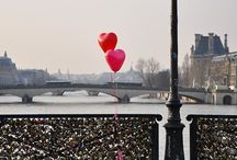 FAVOURITE CITIES / Hometown Amsterdam, fairytale Paris, fast London, hip New York and many more awesome places that make the world fun to travel / by Leonie Serban van Tuijl