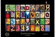 Hobbies:Alphabeticals / I've always had a thing for alphabets. I'm hoping to use these pics in future craft projects. I'm not sure how but the possibilities could be anywhere for A to Z:) / by Sally Miller
