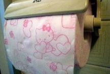 Hello Kitty is freakin' EVERYWHERE / I have to prove to my husband that they do in fact make every product available in Hello Kitty...it's ridiculous!  / by Susan H