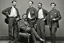 civil war photographs / by Laura Olmstead