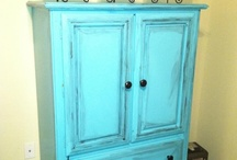 Made it Myself / DG crafts and other refinishing projects...My attempt at DIY life / by Megan McKisson