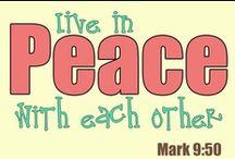 Gospel Truth-Mark / by Sally Miller