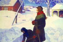 winter wonderland / by Sara Smedley