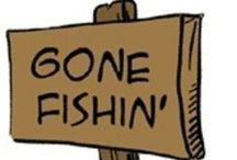 Hobbies:Gone Fishin' / by Sally Miller