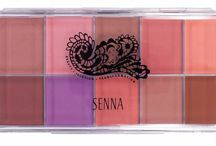 Pro Pals / Essential pro products for tv, film, editorial, runway, bridal and beyond.... / by SENNA Cosmetics