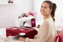 DESIGNER RUBY Royale™ Sewing and embroidery machine / HUSQVARNA VIKING® DESIGNER RUBY Royale™  / by Husqvarna Viking® Sewing and Embroidery Machine