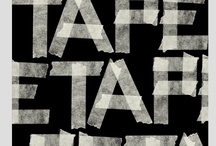 typography / by Gina Seva