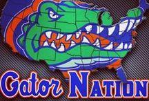 Gator Nation / by Cynthia H.