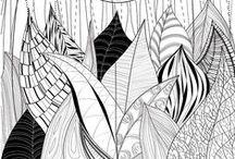 0 Zentangle & Doodle 6 / by sessiz harfler