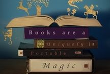 """Bibliophile / Books that I've read that I'd recommend and books on the """"to read"""" list... as well as quotes regarding those that adore literature. I own about 400 books in my current collection. / by Anna Natzke"""
