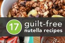 Not-So-Guilty Desserts & Snacks / by Anna Natzke