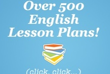 TEFL/ESL/English Teaching Resources / Articles and resources concerning Teaching English as a Foreign Language (TEFL/TESOL) or English primary language teaching and other fun activities that the students might enjoy. / by Anna Natzke