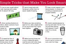 Life: Tips & Tricks / by Anna Natzke