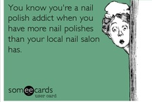 Nail Junkie / by Letty Ayala