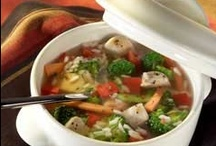 Healthy Soups / by Theresa Antoff