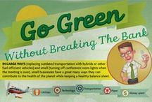 Green Office Ideas / by SustainableUF