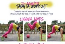 Workouts & Fitness Related / For more on overall health and nutrition, check out my Healthy Living board: http://pinterest.com/elananna/healthy-living/ / by Anna Natzke