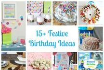 Party ideas / Decorating and food ideas for parties.  / by The TipToe Fairy