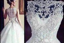 Wedding Dress Ideas / by Ashley Baugnet
