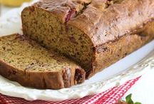 Weight Watchers Bread Recipes & Muffin Recipes / Weight Watchers Bread Recipes Recipes and Muffin Recipes with Points Plus. For more easy weight watchers recipes find me at http://simple-nourished-living.com / by Simple Nourished Living {Martha McKinnon}
