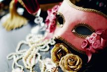 Masks / by Serena Dukes