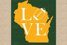 I Love my Green Bay Packers! / by Stephanie Rischert