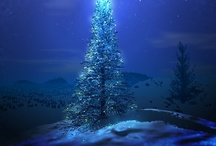 I'll Have a Blue Christmas / by Liz Lawrence