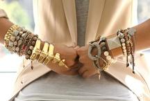 Bracelets / by Carrie Johnson